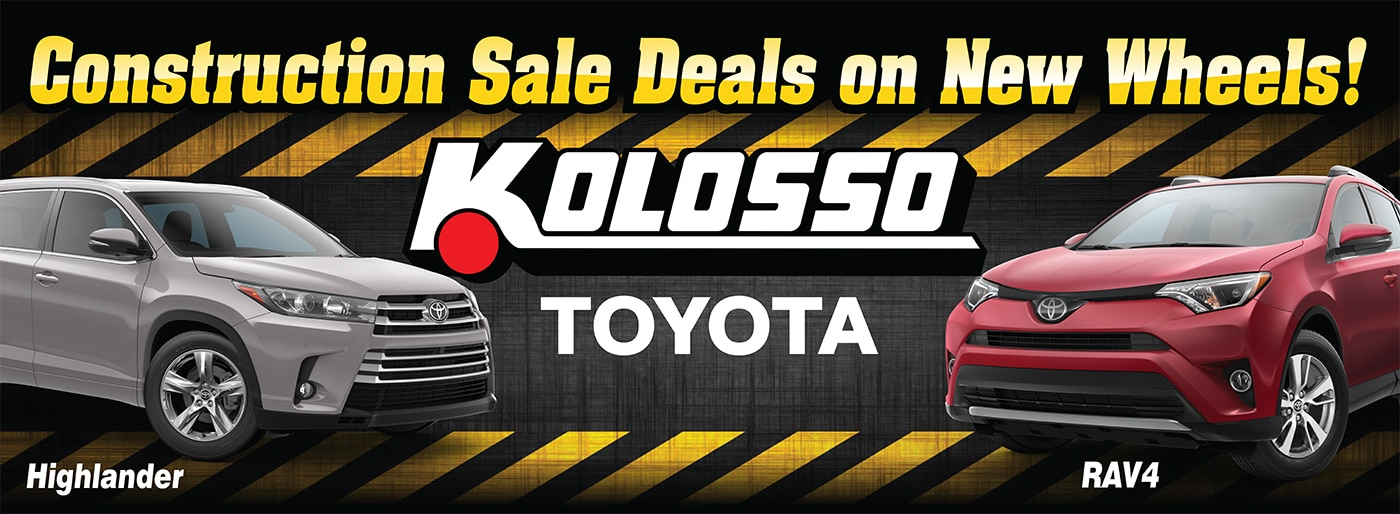Kolosso Toyota - Car Dealer Serving Appleton, Green Bay & OshKosh, WI