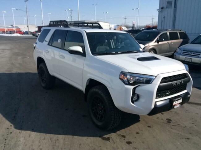 New 2019 Toyota 4Runner TRD Pro SUV in Appleton