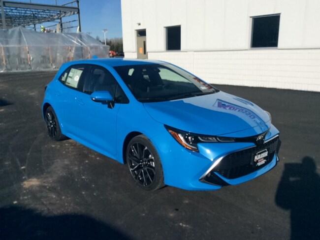 New 2019 Toyota Corolla Hatchback For Sale Appleton Wi Stk 8710