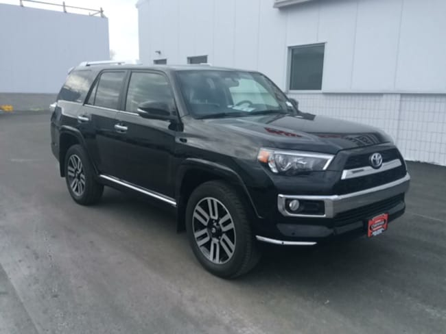 Certified Used 2018 Toyota 4Runner Limited SUV in Appleton