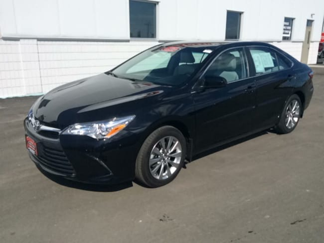 Certified Used 2015 Toyota Camry XLE SUV in Appleton