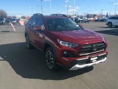 New 2019 Toyota RAV4 Adventure SUV in Appleton