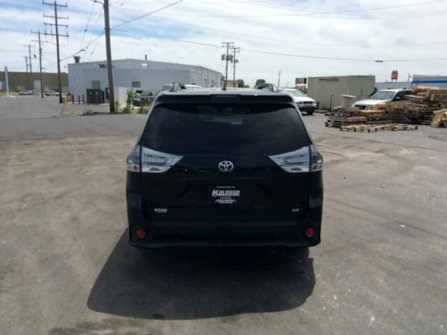 New 2019 Toyota Sienna For Sale Appleton Wi Stk 9323