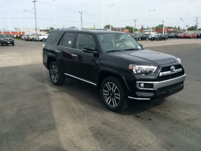 New 2019 Toyota 4Runner Limited SUV in Appleton