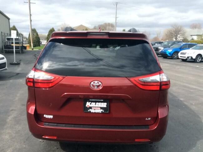 New 2020 Toyota Sienna For Sale Appleton Wi Stk 9636