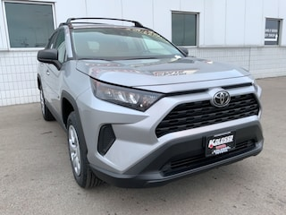 New 2021 Toyota RAV4 LE SUV for sale in Appleton, WI at Kolosso Toyota