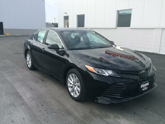 New 2019 Toyota Camry LE Sedan in Appleton