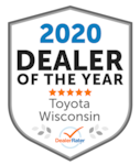 2020 Dealer of the Year Toyota Wisconsin