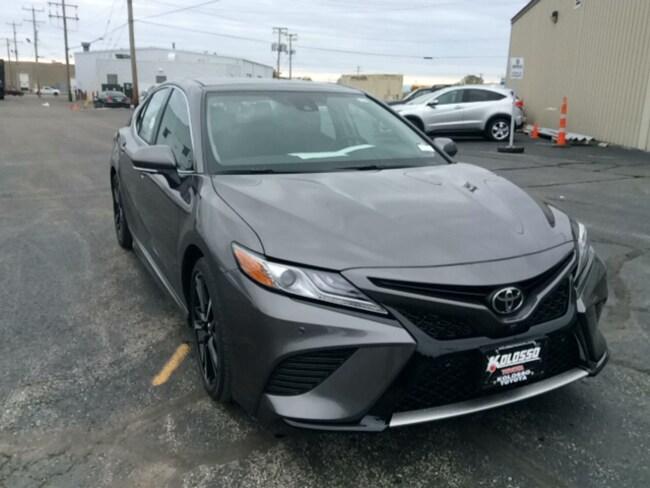 New 2019 Toyota Camry XSE V6 Sedan in Appleton