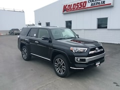 New 2019 Toyota 4Runner Limited SUV in Appleton
