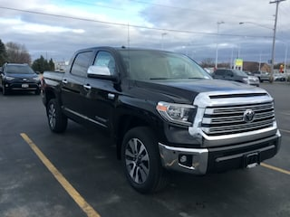 New 2019 Toyota Tundra Limited 5.7L V8 Truck CrewMax for sale in Appleton, WI at Kolosso Toyota