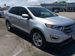 Used 2017 Ford Edge Titanium SUV in Appleton