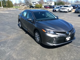 New 2019 Toyota Camry Hybrid LE Sedan for sale in Appleton, WI at Kolosso Toyota