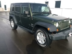 Used 2008 Jeep Wrangler Unlimited X SUV in Appleton