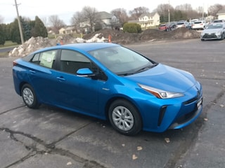 New 2019 Toyota Prius LE Hatchback for sale in Appleton, WI at Kolosso Toyota