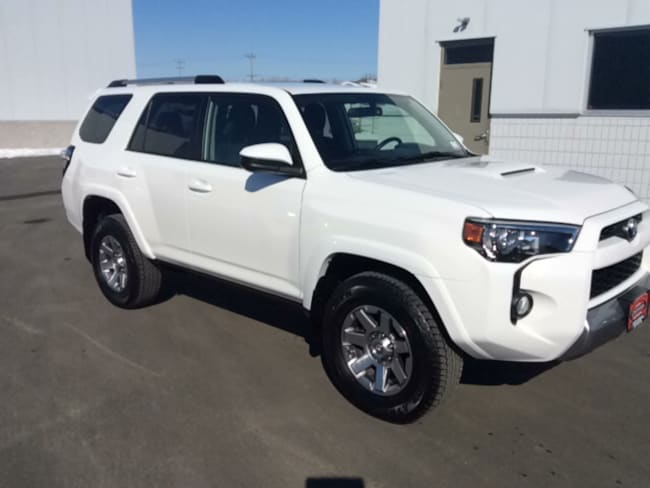 Certified Used 2016 Toyota 4Runner Trail Super Cab in Appleton