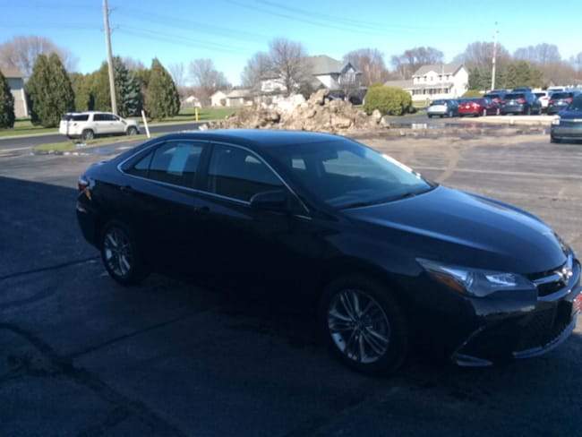 Certified Used 2016 Toyota Camry SE Avant in Appleton