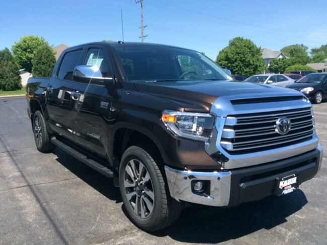 New 2019 Toyota Tundra Limited 5.7L V8 Truck CrewMax in Appleton