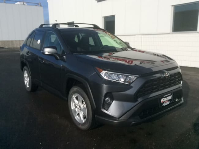 New 2019 Toyota Rav4 For Sale Appleton Wi Stk 8923