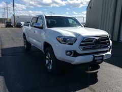 New 2019 Toyota Tacoma Limited V6 Truck Double Cab in Appleton WI