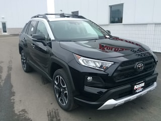 New 2019 Toyota RAV4 Adventure SUV for sale in Appleton, WI at Kolosso Toyota