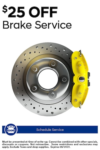 FIXED - Hyundai - Brake Service