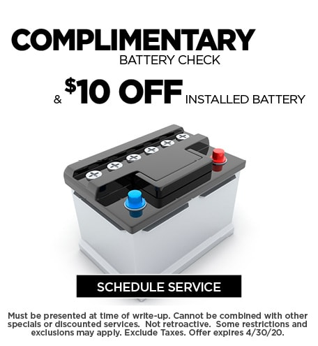 April 2020 Battery Offer - CDJR