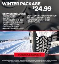 Winter Ready Package - CDJR