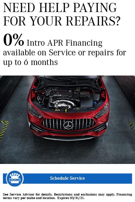 FIXED - MB - 0% Finance