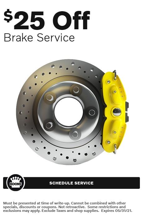 FIXED - Volvo - Brake Service