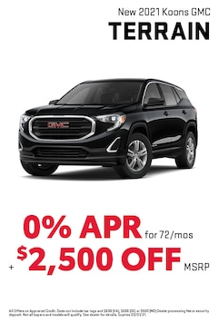 Feb - GMC Terrain