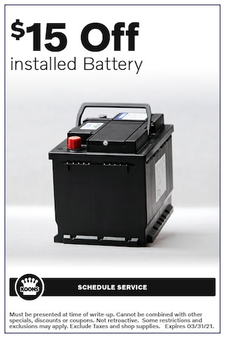 FIXED - Volvo - Battery