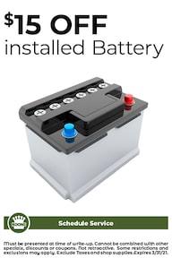 FIXED - CDJR - Battery