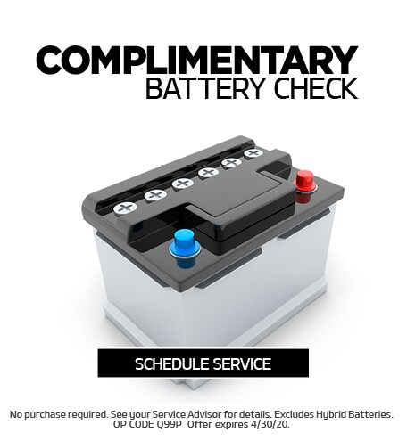 April 2020 Battery Offer - Kia