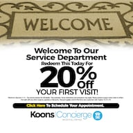 20% Off Welcome Discount