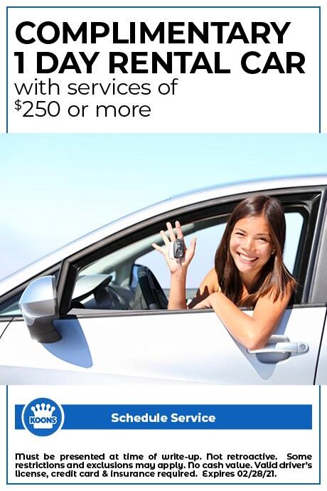 FEB - ALL (no Lexus/Volvo/MB) Comp Rental Car