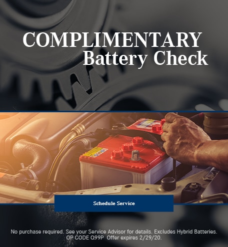 February Battery Special - Mercedes