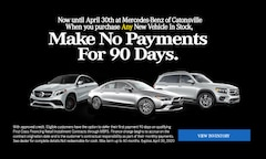 90 Day Payment Deferral - Mercedes-Benz