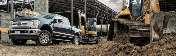 New Ford F-250 For Sale In Baltimore At Koons Ford Of Baltimore