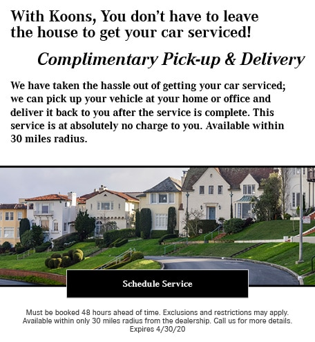 April - Complimentary Pick Up - Mercedes-Benz