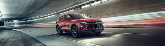 New Chevrolet Blazer For Sale In Vienna At Koons Tysons