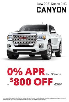 Feb - GMC Canyon