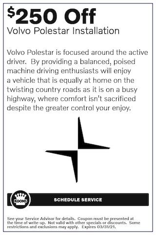 FIXED - Volvo - Polestar