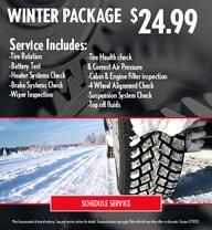 Winter Ready Package - Lexus