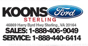 virginia koons falls church ford ford dealer serving. Black Bedroom Furniture Sets. Home Design Ideas