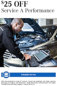 FIXED - MB - $25 off Service A