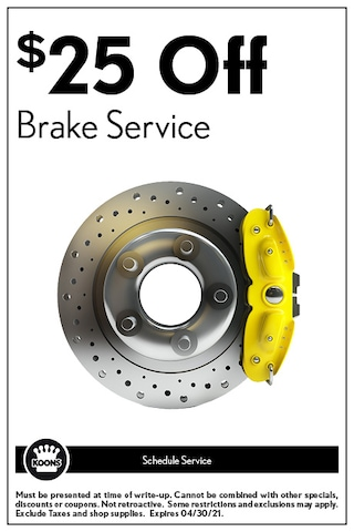 FIXED - Lexus - Brake Special