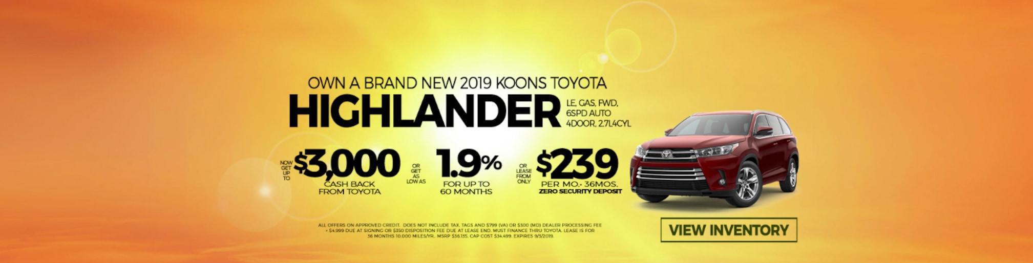 Toyota Dealers In Delaware >> Koons Easton Toyota Toyota Dealership In Easton Serving Maryland