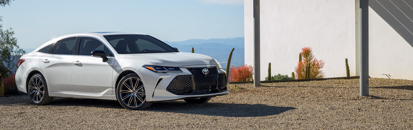 New Toyota Avalon For Sale In Talbot County At Koons Easton Toyota