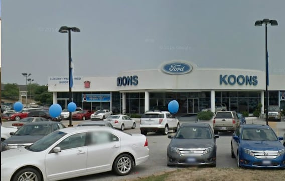 Used Cars Baltimore >> Ford Dealer Baltimore New Ford Used Cars For Sale